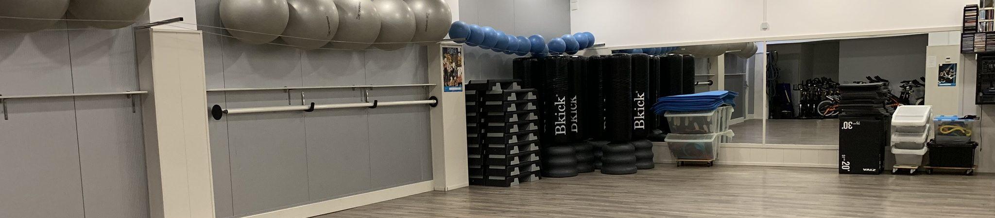 Sportschool Universal Gym - Groepszaal